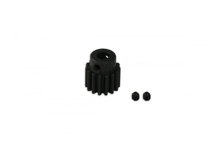 X5 Steel Pinion Gear Pack (15T- for 5.0mm shaft)