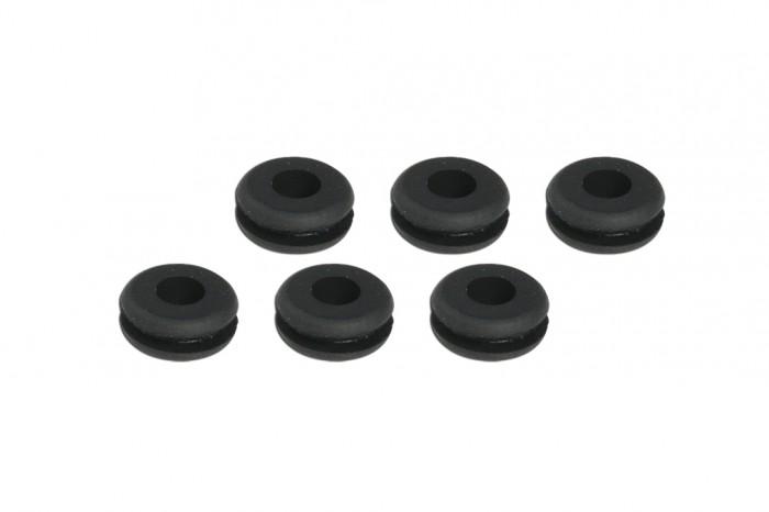 910054-Rubber Grommets x 6pcs