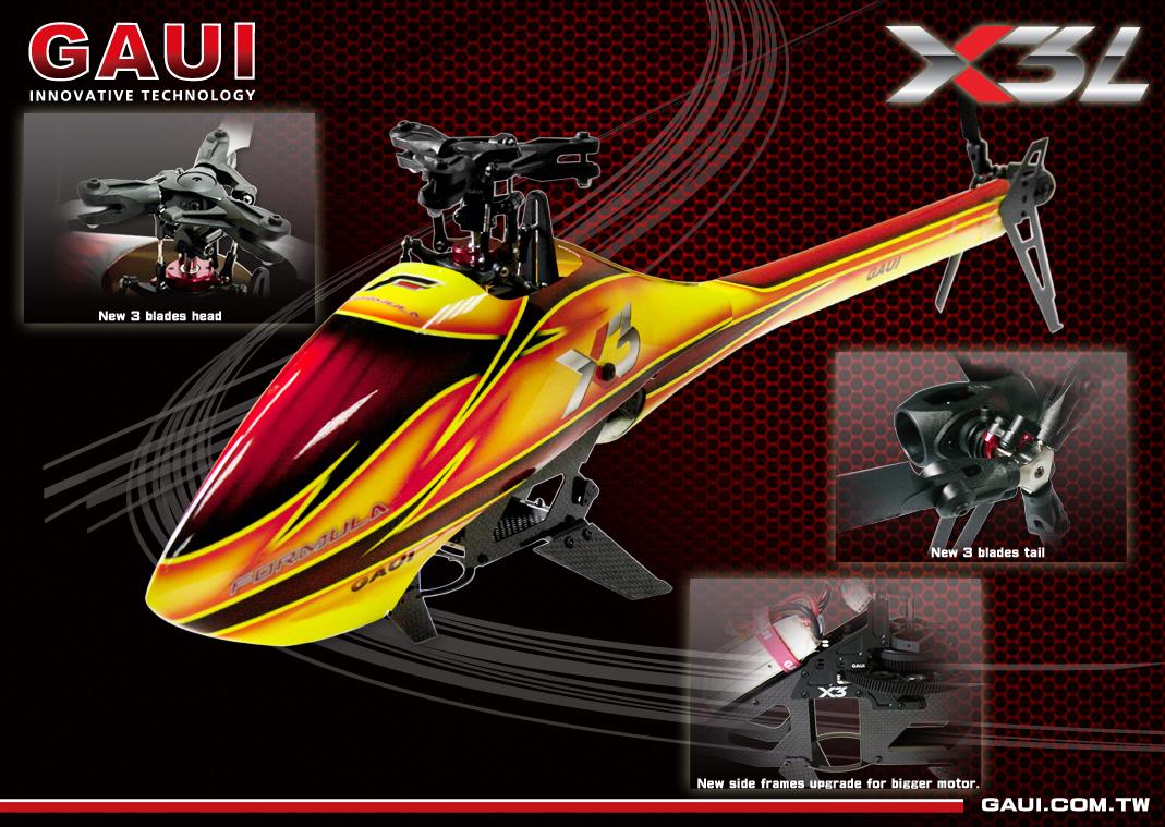 x3l-3-blades