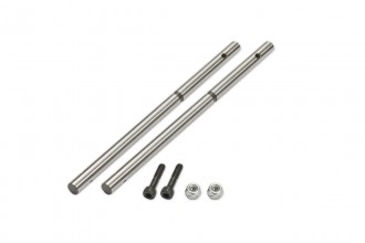 216201-X3 Main Shaft 125mm x2pcs