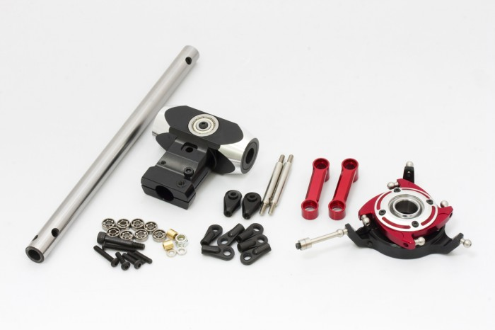 217108-X7 Rotor head upgrade kit Short Head version (FORMULA)