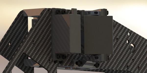 NX4 JR Servo Mount 4