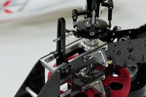 ♦Adjustable servo mount