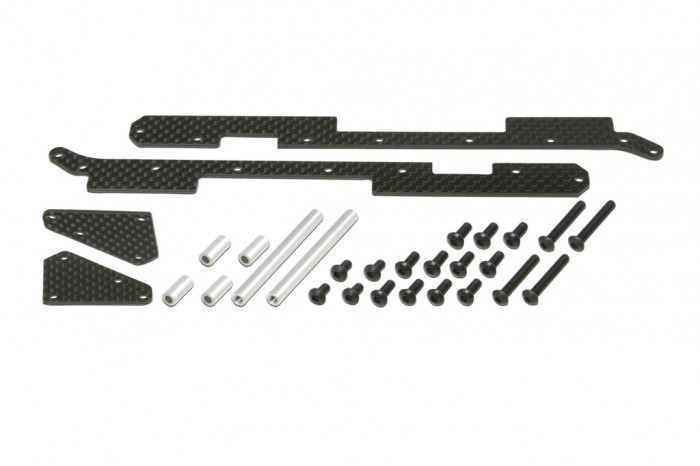 X5 Fuselage Strengthener and Battery Settle Kit