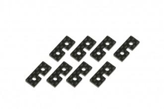 X5 Servo Mounting Plate (Set of 8)