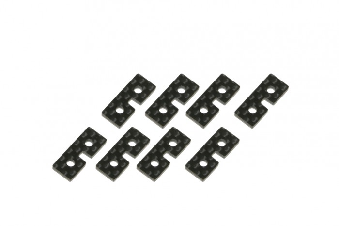 X5 Servo Mounting Plate (Set of 8)