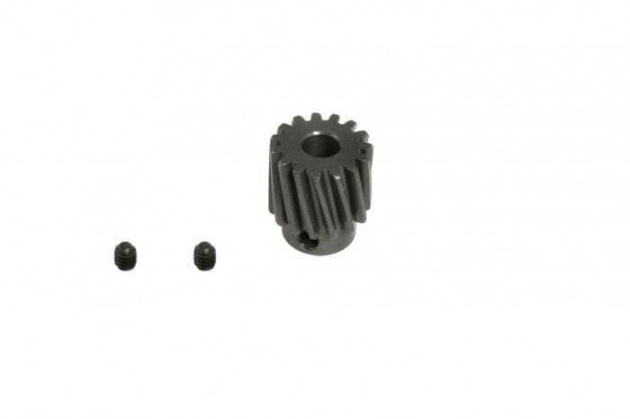 X5 15T  Steel Pinion Gear Pack (Bevel )
