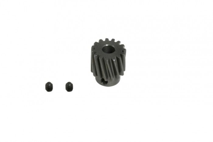 X5 16T  Steel Pinion Gear Pack (Bevel )