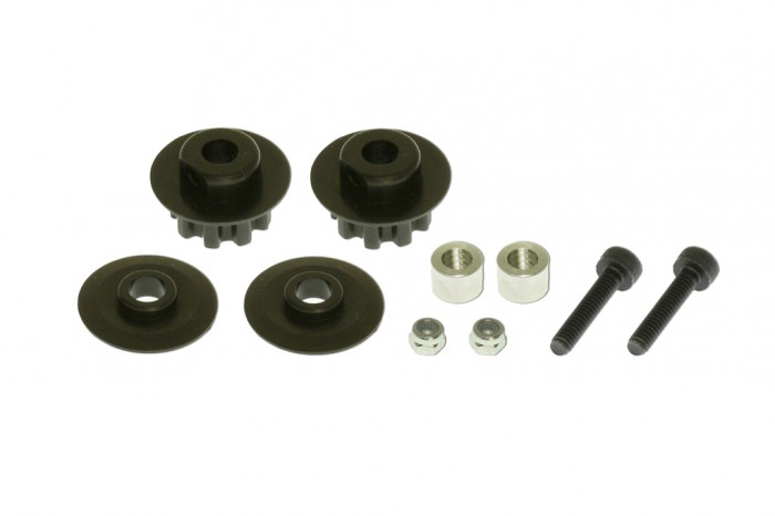X5 Front Pulley Set