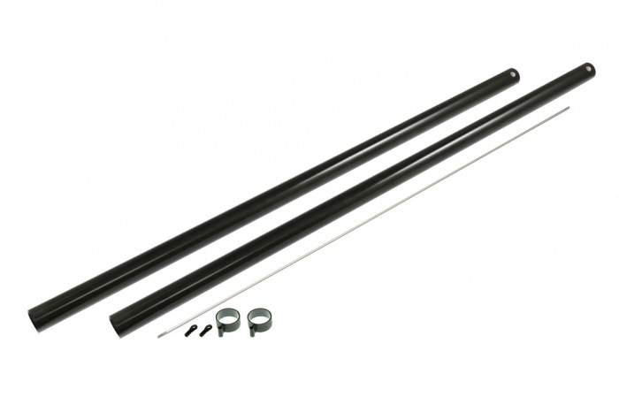 Tail Boom (for X5 Belt Version-Black anodized)