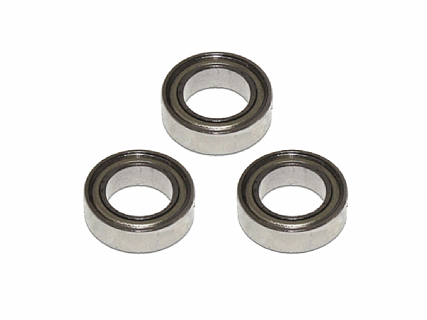 Ball Bearings Pack (8x14x4)x3