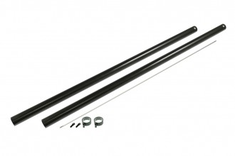 X4 Tail Boom (Black anodized)