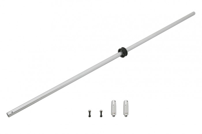 X4 CNC Torque Tube with bearing(for 425L blades)