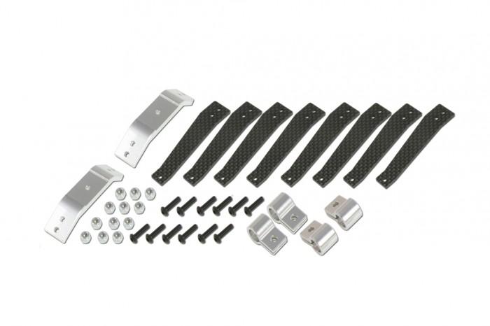 X5 CNC CF Landing Gear