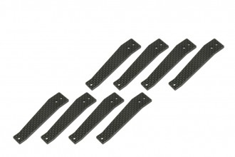 X5 CF Landing Gear Plates