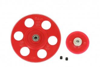 One Way Bearing & Auto-rotation Main Gear Set