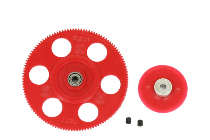 One Way Bearing & Auto-rotation Main Gear Set