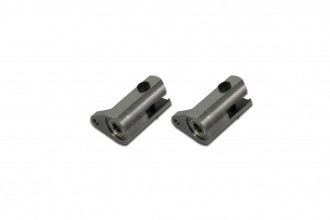 X2 CNC Tail Rotor Grips(Titanium anodized)