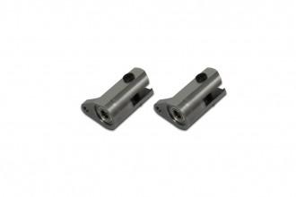 X2 CNC Tail Rotor Grips(Titanium anodized)