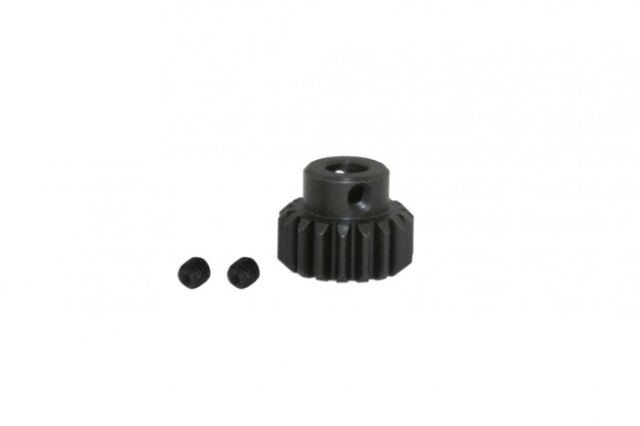 Steel Pinion Gear Pack(18T- for 5.0mm shaft)