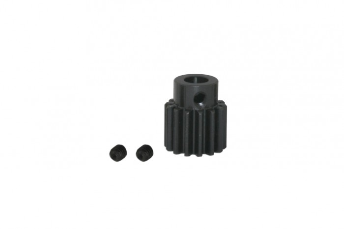 Steel Pinion Gear Pack(14T- for 5.0mm shaft)