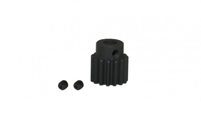 Steel Pinion Gear Pack(15T- for 5.0mm shaft)