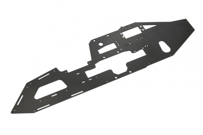 X7 CF Right Main Frame (2mm)
