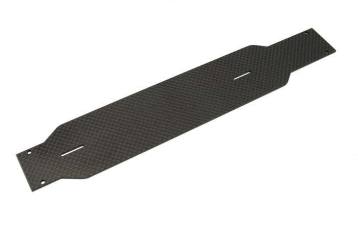 X7 CF Bottom Frame (2mm)