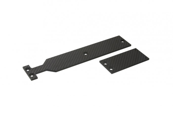X7 CF Divider Frame Set (2mm)