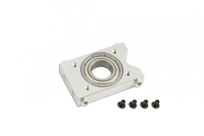 X7 CNC Main Shaft Third Bearing Mount (Silver anodized)