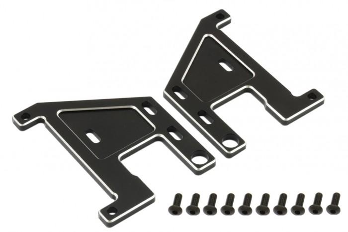 X7 CNC Reinforced Plate (Black Matte)