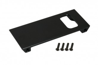 X7 Gyro Mounting Plate (Black anodized)