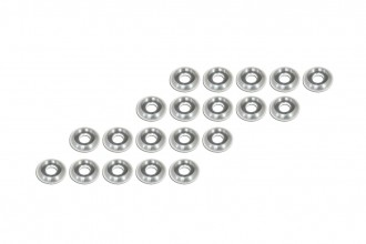 Countersunk Washers (for M3 screws)x20pcs