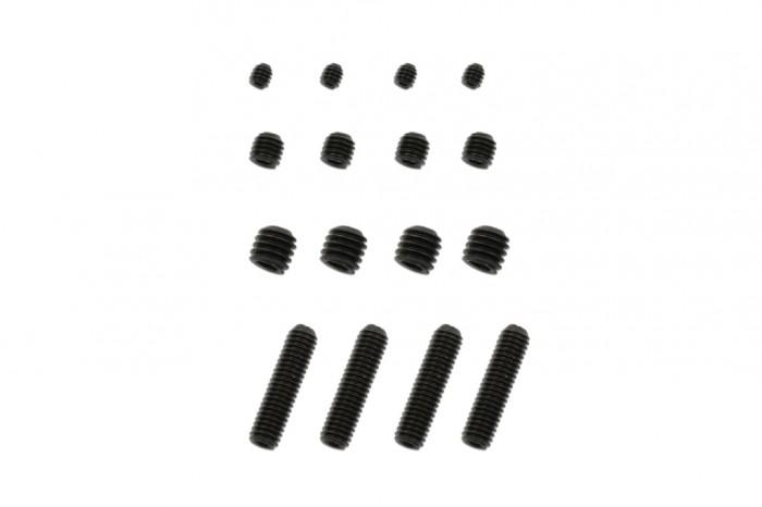 Socket Set Screw (Black)