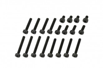 Socket Head Cap Screw - Black (M2)