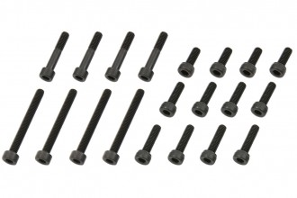 Socket Head Cap Screw - Black (M3)