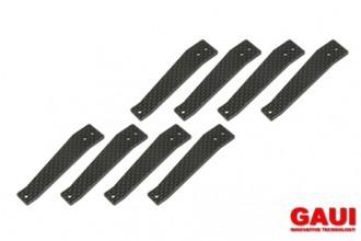 NX4 CF Landing Gear Plates