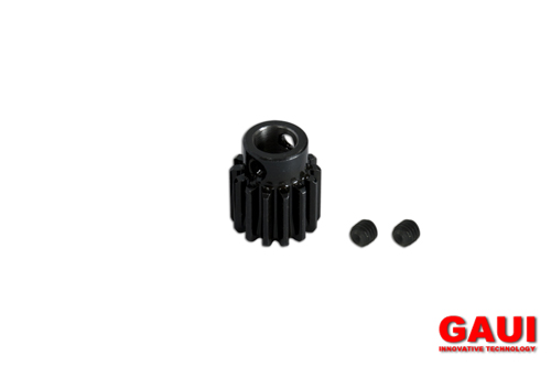 Steel Pinion Gear Pack(14T-for 6.0mm shaft)