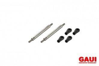 X7 Stainless Steel Main Blade Push Rod 67mm (FORMULA)