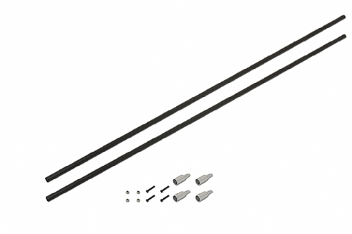 CF Tail Boom Support Rod Set