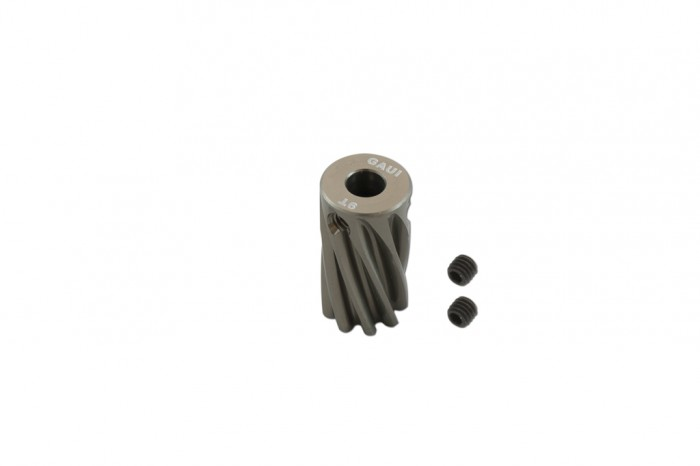 X7 9T Aluminum Pinion Gear Pack (Bevel )