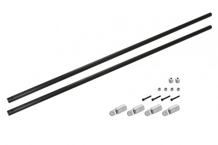 X5 CF Tail Boom Support Rod Set