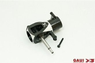X3 CNC Integrated Tail Case Assembly (with gears)