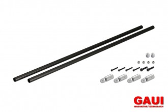 NX4 CF Tail Boom Support Rod Set