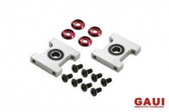 X4 II CNC tail transmission bearing mount