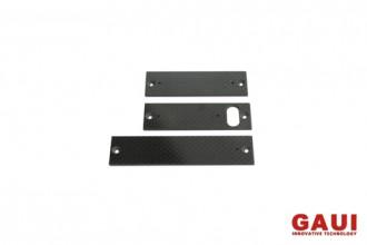 X4 II CF gyro base & support frame set