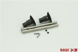 X3 Tail Output Shaft with Bevel Gears Set x2set