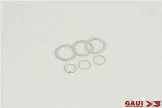 X3 Main Gear Washers