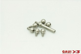 Swash Plate Ball Head screw set