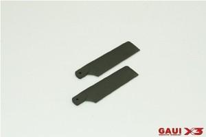 X3 Tail Rotor Blade Set(62mm)